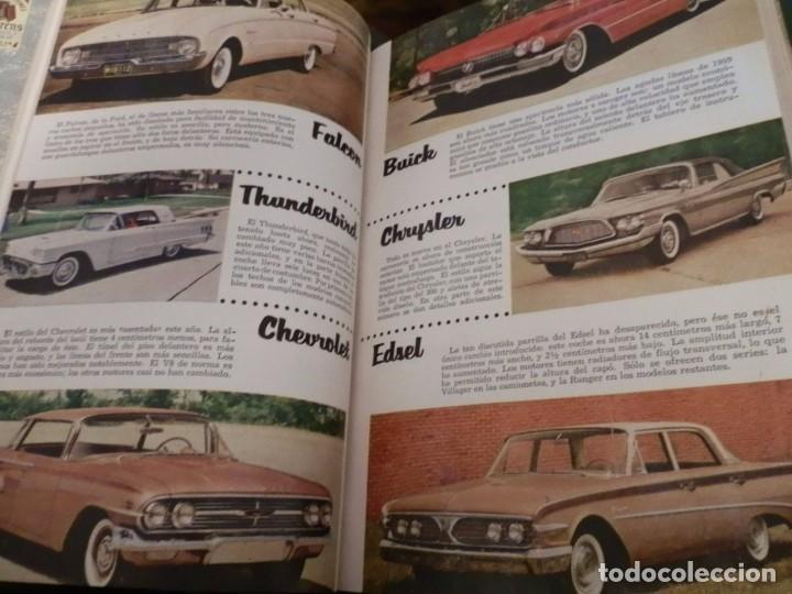 Coches y Motocicletas: MECANICA POPULAR, 5 VOL. 6 NUMEROS SEMESTRALES. ENERO 1958 A JUNIO 1960, TOTAL 30 REV. 165PP.CONSERV - Foto 6 - 80351397