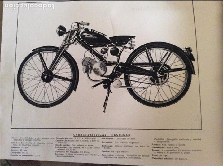 Catalogo piezas de recambio moto guzzi hispani comprar for Piezas de fontaneria catalogo