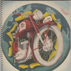 Coches y Motocicletas: MANUAL DE USUARIO MV 125 TURISMO 4 VELOCIDADES. 30 PAGINAS IDIOMA ESPAÑOL.. Lote 81131012