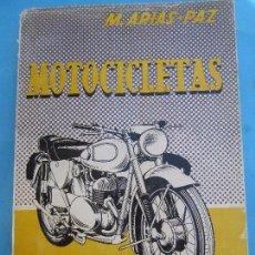 Coches y Motocicletas: MOTOCICLETAS , ARIAS PAZ1958. Lote 81979188