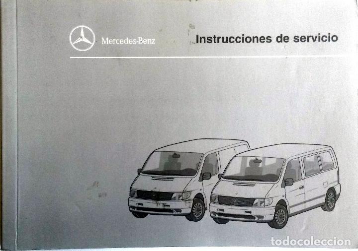 manual instrucciones original mercedes benz 108 comprar cat logos rh todocoleccion net Mercedes Viano Luxury Mercedes Viano 7 Pax