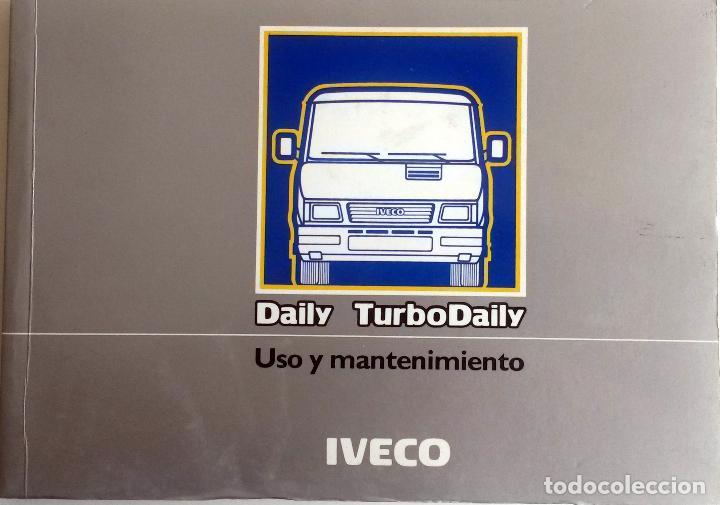 manual instrucciones iveco daily