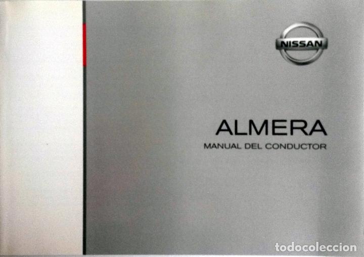 CATÁLOGO ORIGINAL NISSAN ALMERA - AÑO 2003. (Coches y Motocicletas Antiguas y Clásicas - Catálogos, Publicidad y Libros de mecánica)