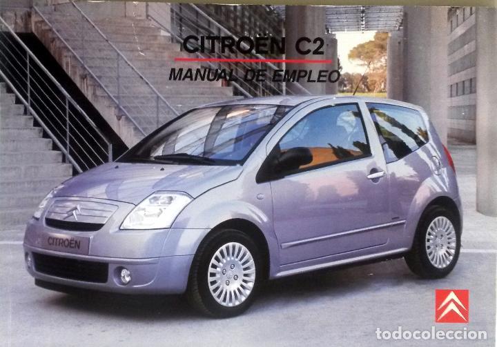manual instrucciones original citro n c2 a o 2 comprar cat logos rh todocoleccion net Citroen C3 Citroen 2CV