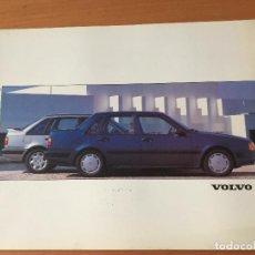 Coches y Motocicletas: VOLVO 440/460 CATALOGO ORIGINAL DE 1992. Lote 86735231