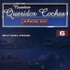 Coches y Motocicletas: NUESTROS QUERIDOS COCHES AÑOS 80 Nº 6 SEAT FURA CRONO. Lote 86461568