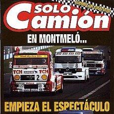 Coches y Motocicletas: GP CAMION PROGRAMA OFICIAL 1999. Lote 86468008