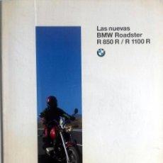 Coches y Motocicletas: CATÁLOGO ORIGINAL BMW ROADSTER R 850 R / R 1100 R. AÑO 1994.. Lote 86570040