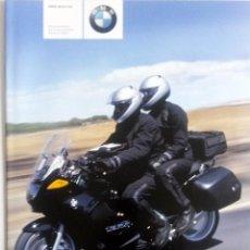 Coches y Motocicletas: CATÁLOGO ORIGINAL BMW EQUIPAMIENTO SERIE K. AÑO 2001.. Lote 86574912