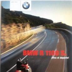 Coches y Motocicletas: CATÁLOGO ORIGINAL BMW R 1100 S. AÑO 2001.. Lote 86576952