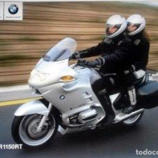 Coches y Motocicletas: CATÁLOGO ORIGINAL BMW R1150RT.. Lote 86577584