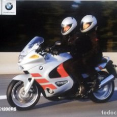 Coches y Motocicletas: CATÁLOGO ORIGINAL BMW K1200RS.. Lote 86577684