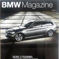Coches y Motocicletas: BMW MAGAZINE - SERIE 3 TOURING - ORIGINAL.- MARZO 2005. . Lote 86652548