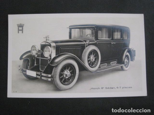 Coches y Motocicletas: HORCH 8 - SEDAN -PEQUEÑO CARTEL -VER FOTOS-(V-11.076) - Foto 1 - 86746856