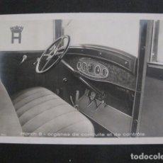 Coches y Motocicletas: HORCH 8 -PEQUEÑO CARTEL -VER FOTOS-(V-11.087). Lote 86747864