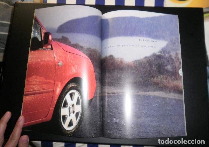 Coches y Motocicletas: Folleto/Catálogo de coches. Volkswagen Lupo. 2001 Enero, 50 páginas - Foto 2 - 87186272