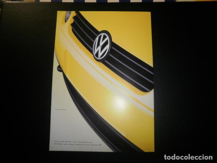 Coches y Motocicletas: Folleto/Catálogo de coches. Volkswagen Lupo. 2001 Enero, 50 páginas - Foto 4 - 87186272