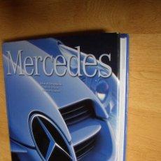 Coches y Motocicletas: AUTOMOVILES MERCEDES . AUTORES RAINER , HARTMUT Y JOCHEN. Lote 87614652