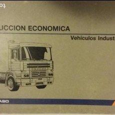 Coches y Motocicletas: CONDUCCION ECONOMICA PEGASO VEHICULOS INDUSTRIALES (ZCETA). Lote 167992172