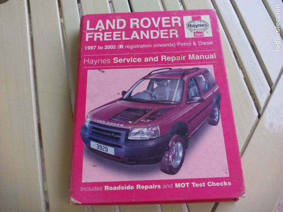manual mecanica land rover freelander
