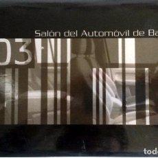Coches y Motocicletas: DOSSIER DE PRENSA VOLKSWAGEN. SALÓN DEL AUTOMÓVIL DE BARCELONA 2003. TEXTO EN ESPAÑOL.. Lote 88341516