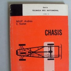 Coches y Motocicletas: CHASIS / M.H.P. ANDREA - E.TROTTET / 1974. Lote 89412892