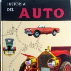 Coches y Motocicletas: LIBRO HISTORIA DEL AUTO. - AÑO 1960.. Lote 90350456