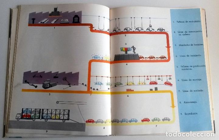 Coches y Motocicletas: LIBRO HISTORIA DEL AUTO. - Año 1960. - Foto 3 - 90350456