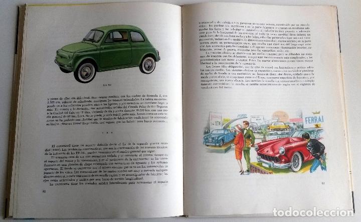 Coches y Motocicletas: LIBRO HISTORIA DEL AUTO. - Año 1960. - Foto 5 - 90350456