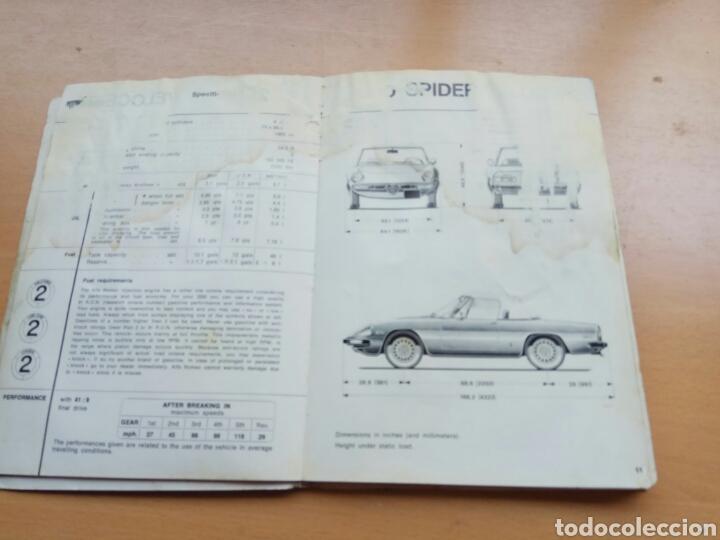 Coches y Motocicletas: Manual Alfa Romeo 1750 - Foto 2 - 90675409