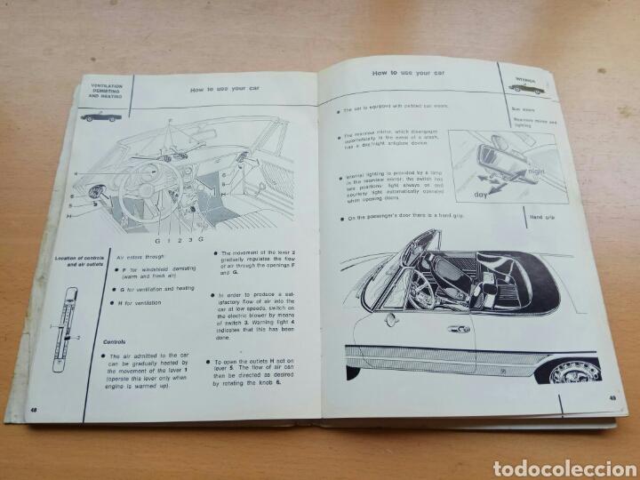 Coches y Motocicletas: Manual Alfa Romeo 1750 - Foto 3 - 90675409