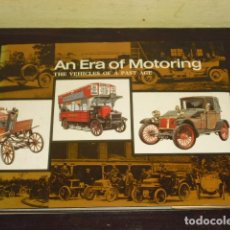 Coches y Motocicletas: AN ERA OF MOTORING - 1973 -. Lote 90829550