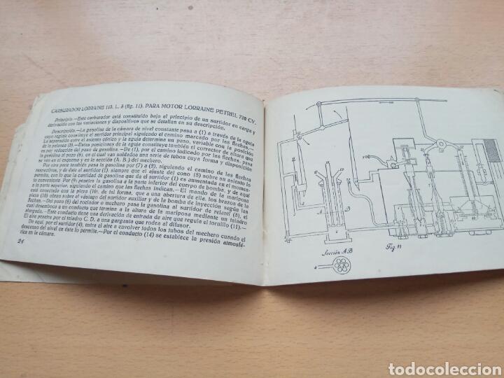 Coches y Motocicletas: Manual carburadores aviacion hispano suiza - Foto 3 - 90891138
