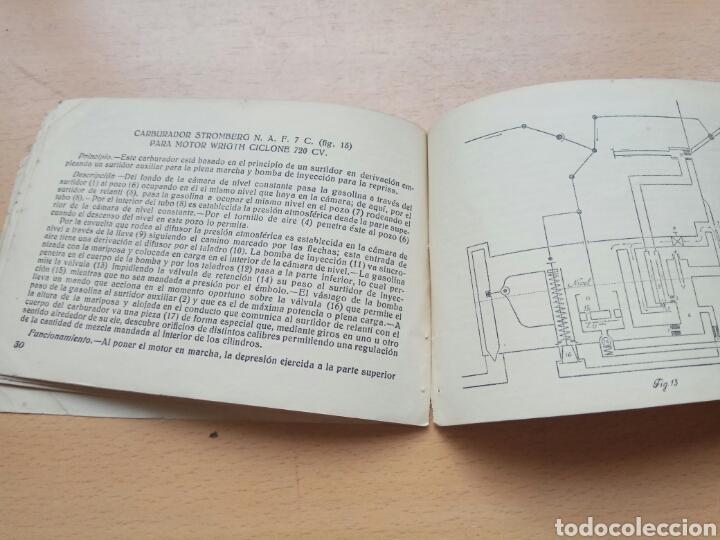 Coches y Motocicletas: Manual carburadores aviacion hispano suiza - Foto 4 - 90891138