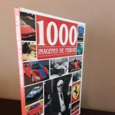 Coches y Motocicletas: 1000 MIL IMAGENES DE FERRARI - IBERLIBRO - DIFICIL. Lote 90974880