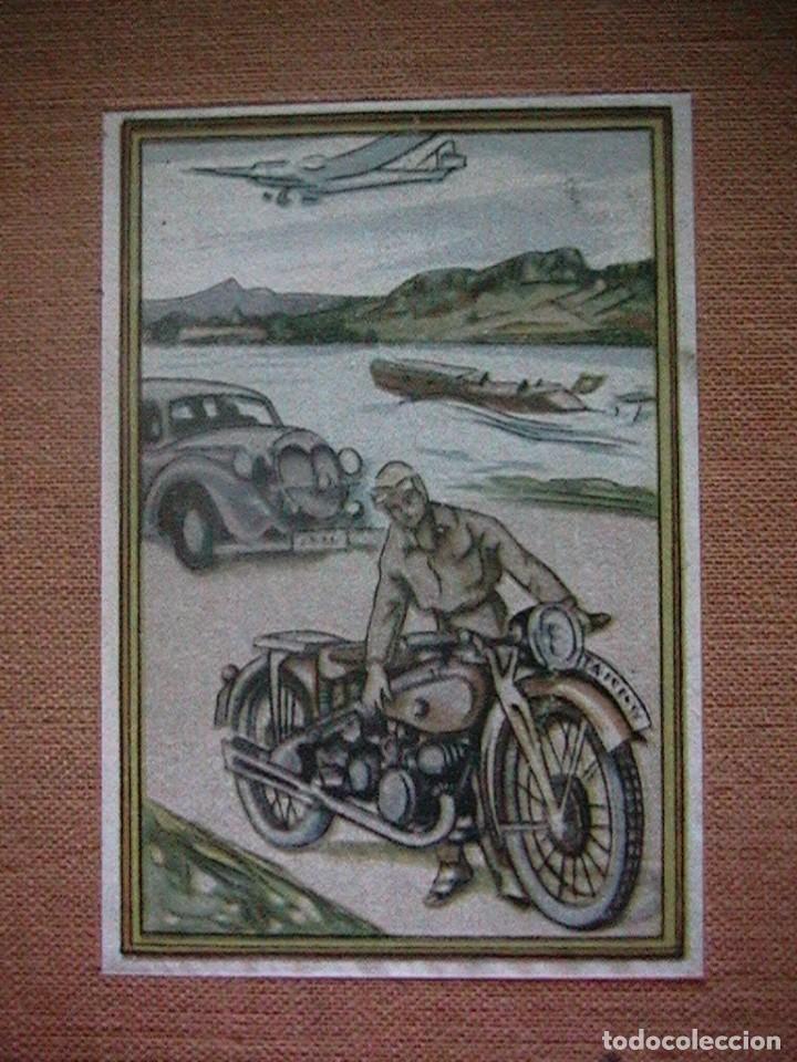 Coches y Motocicletas: Libro antiguo coches motores - Foto 2 - 91810815
