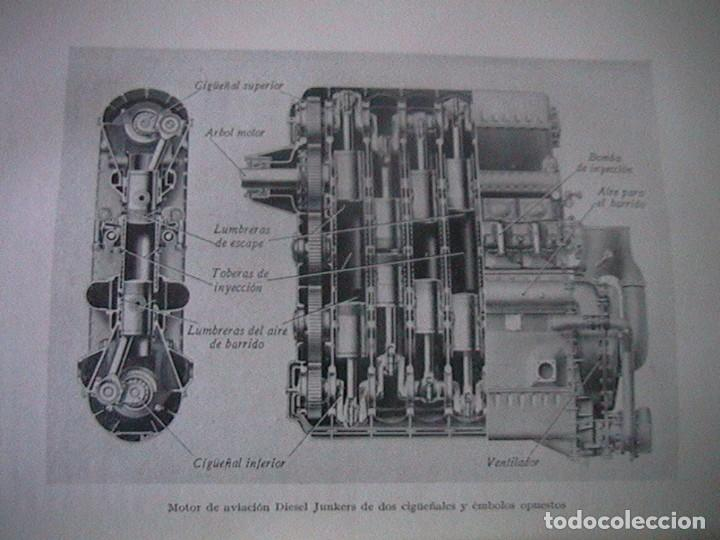 Coches y Motocicletas: Libro antiguo coches motores - Foto 7 - 91810815