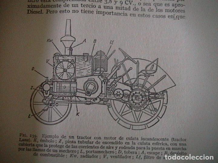 Coches y Motocicletas: Libro antiguo coches motores - Foto 8 - 91810815