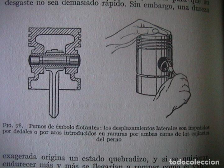 Coches y Motocicletas: Libro antiguo coches motores - Foto 11 - 91810815