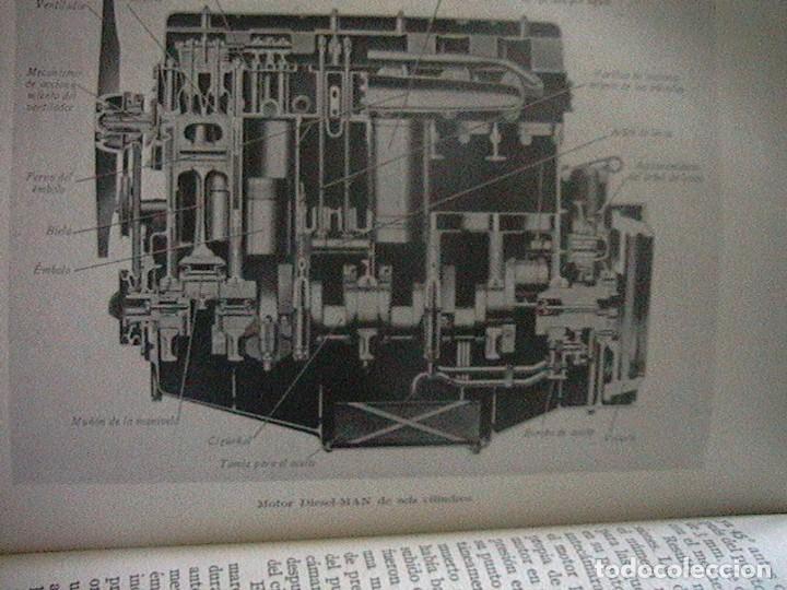 Coches y Motocicletas: Libro antiguo coches motores - Foto 15 - 91810815
