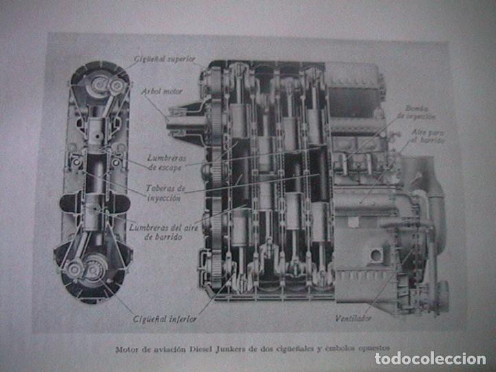 Coches y Motocicletas: Libro antiguo coches motores - Foto 23 - 91810815