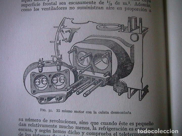 Coches y Motocicletas: Libro antiguo coches motores - Foto 30 - 91810815