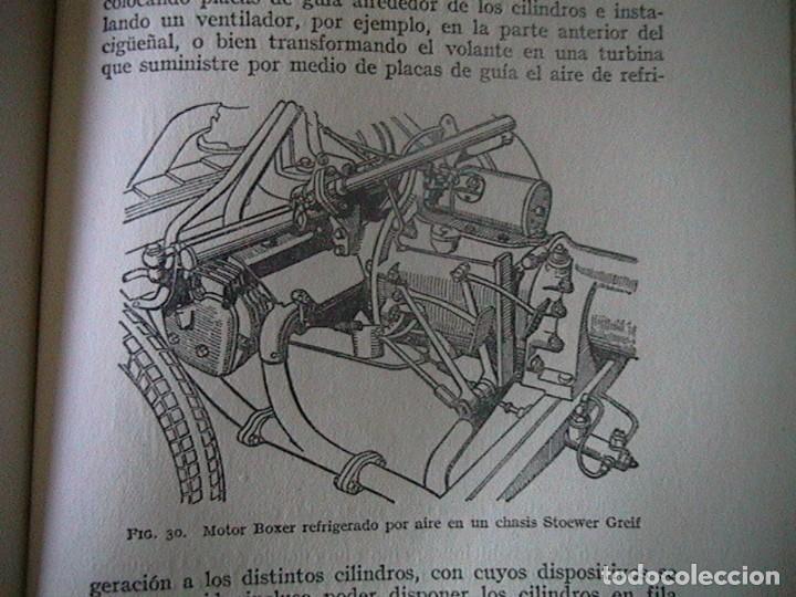 Coches y Motocicletas: Libro antiguo coches motores - Foto 31 - 91810815