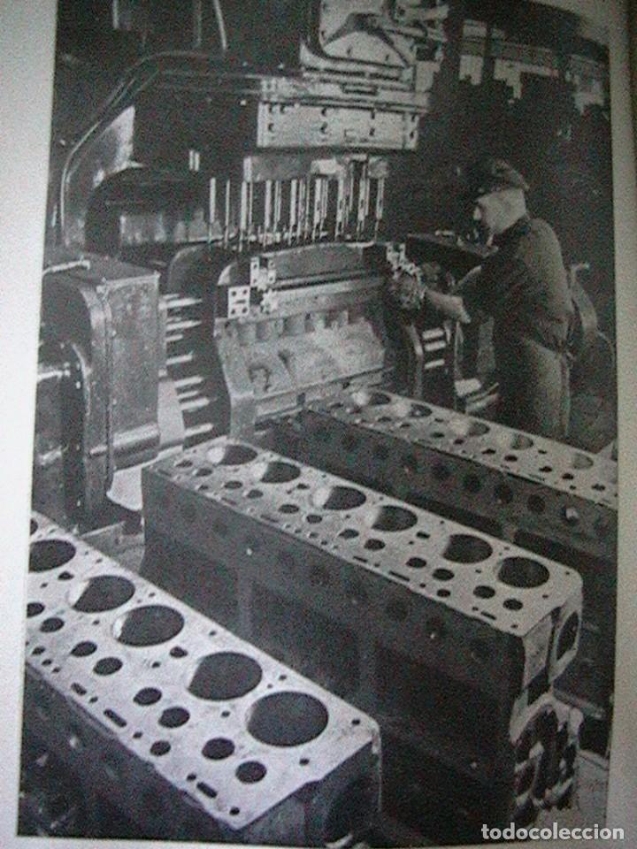 Coches y Motocicletas: Libro antiguo coches motores - Foto 33 - 91810815