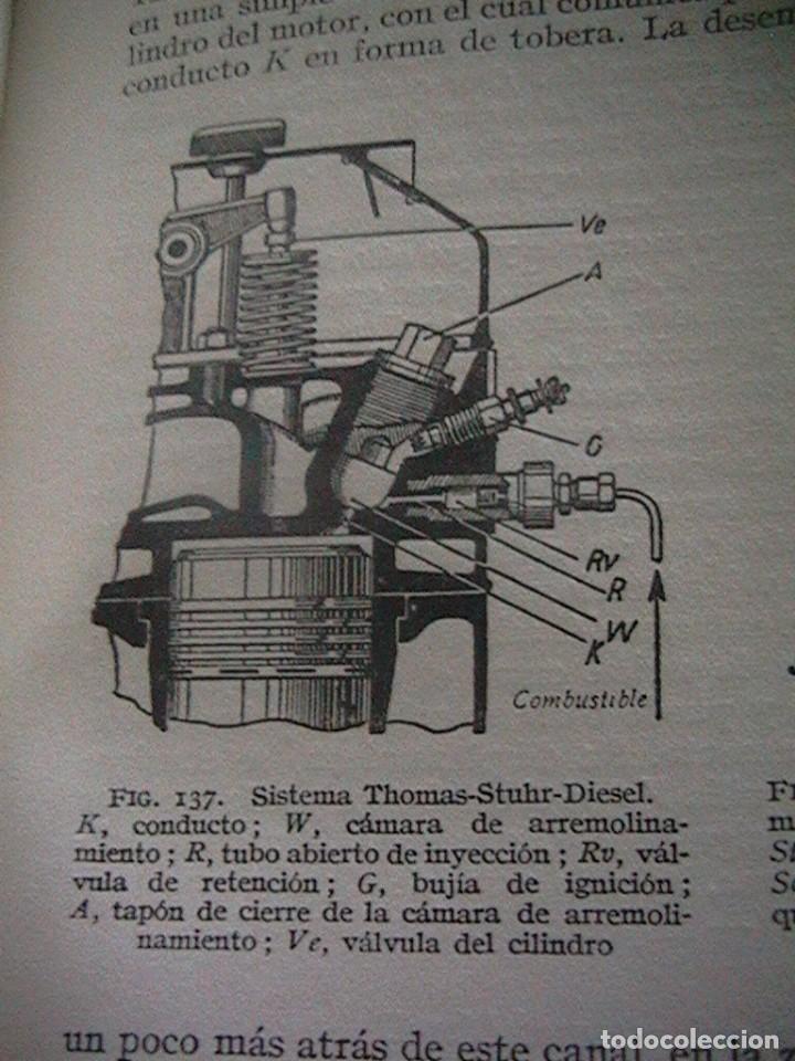 Coches y Motocicletas: Libro antiguo coches motores - Foto 36 - 91810815