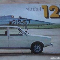 Coches y Motocicletas: (TC-21) CATALOGO RENAULT 12. Lote 91826385