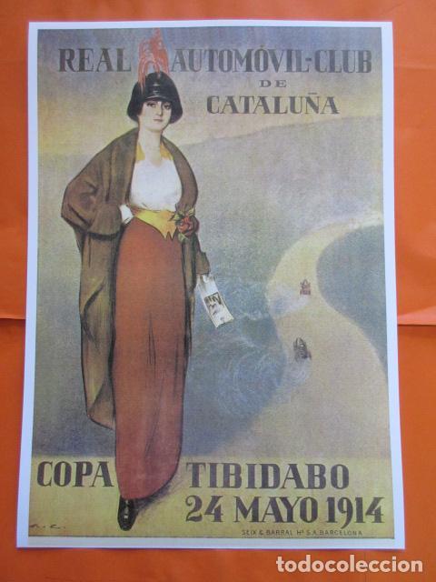 cartel reproducción antigua publicidad real aut - Comprar Catálogos ...