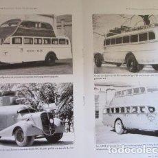Coches y Motocicletas: HISPANO SUIZA T69 - FASCICULO ESCRITO EN FRANCES 15 PAGINAS - PEGASO. Lote 92288640