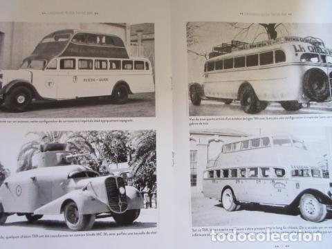 HISPANO SUIZA T69 - FASCICULO ESCRITO EN FRANCES 15 PAGINAS - PEGASO (Coches y Motocicletas Antiguas y Clásicas - Catálogos, Publicidad y Libros de mecánica)