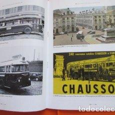 Coches y Motocicletas: CHAUSSON APU 53 - FASCICULO ESCRITO EN FRANCES 15 PAGINAS - PEGASO AUTOBUS CAMION. Lote 92291905